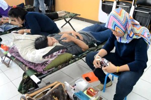 Dies Natalis Ke-32 Jurusan Kesehatan Lingkungan Poltekkes Kemenkes Banjarmasin (12)