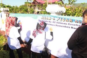 Dies Natalis Ke-32 Jurusan Kesehatan Lingkungan Poltekkes Kemenkes Banjarmasin (4)
