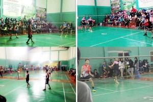 kesling badminton