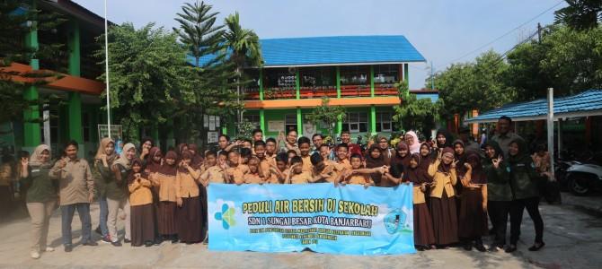 Peduli Air Bersih Di Sekolah